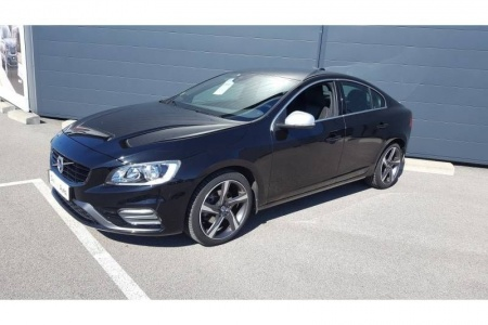 Volvo-S60-D3 150 ch Stop&Start Oversta Edition Geartronic A