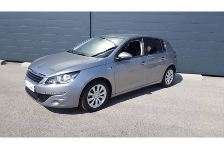 Peugeot-308-1.6 BlueHDi 100ch S&S BVM5 Style