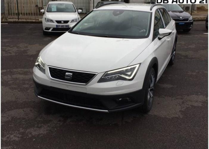 Seat-Leon-X-PERIENCE 2.0 TDI S/S 184 ch DSG6 4Drive